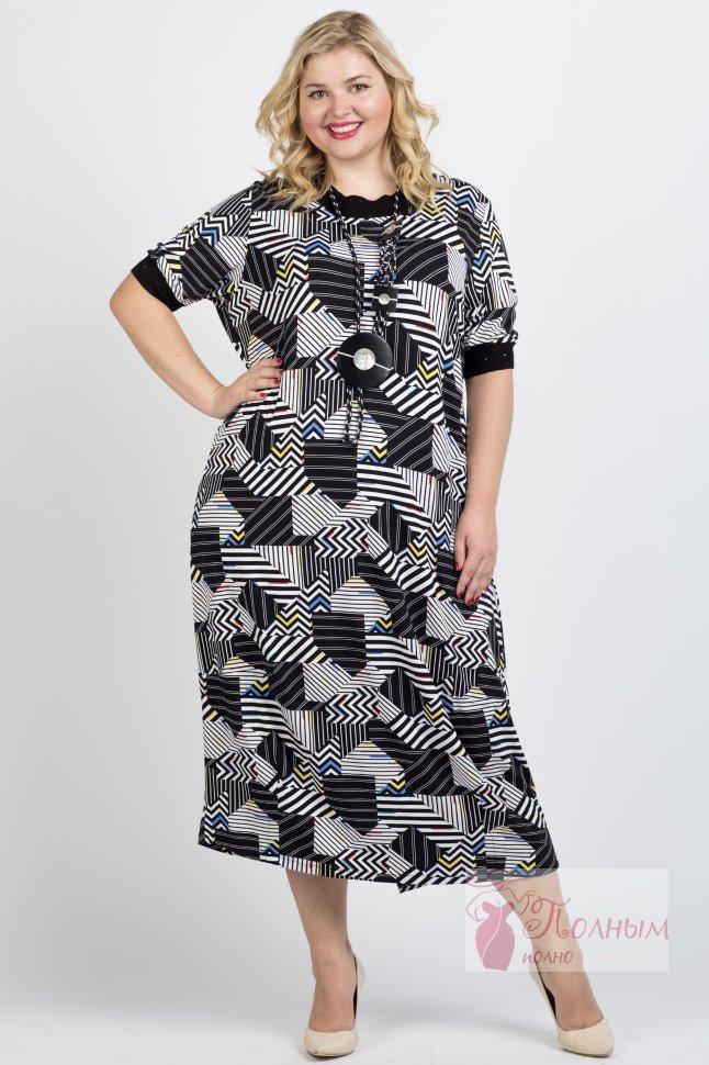 bb4b180185f5d45 24-9496 Платье тонкое трикотаж-вискоза DARKWIN