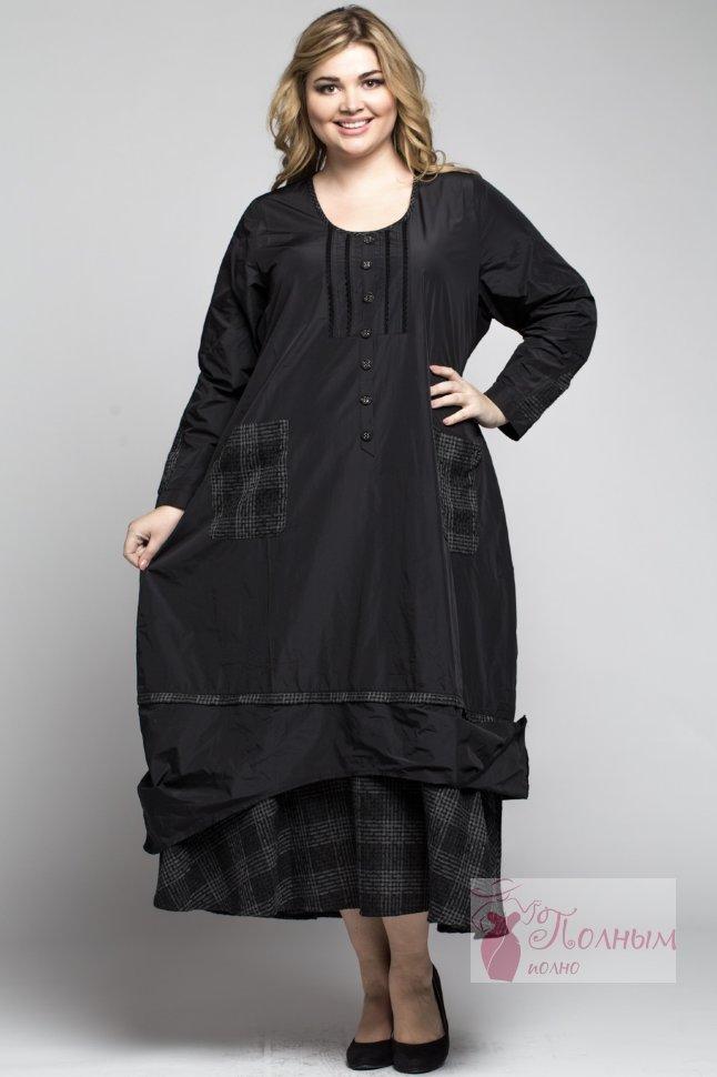 9499810b1bb 25-0243 Платье LISSMORE ткань плащевка и шерсть с вискозой большого ...